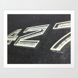 427 Art Print