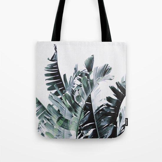 Litsia Leaves Darker Tote Bag