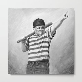 The Great Hambino Metal Print