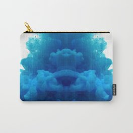 blue cloud Carry-All Pouch