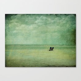 Tybee Island Dreams Canvas Print