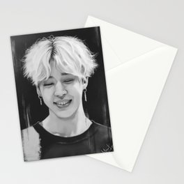Fluffy Mochi Stationery Cards