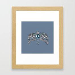 Rowena Ravenclaw's Diadem Framed Art Print