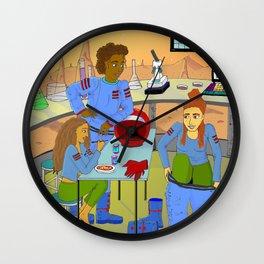 Home Base Wall Clock