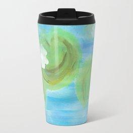Lily Water Travel Mug