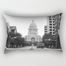 The Capitol Rectangular Pillow