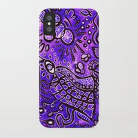 zentangle iPhone & iPod Cases featuring Zentangle  by ShaMiLa