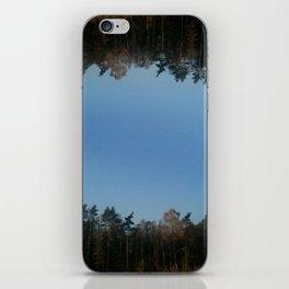 SPEGELTRÄDEN / MIRROR TREES iPhone Skin