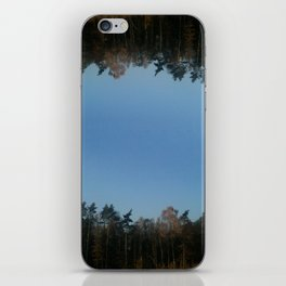 SPEGELTRÄDEN / MIRROR TREES iPhone Skin