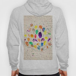Fingerprints  Hoody