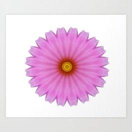 FLOWER POWER 3 Art Print