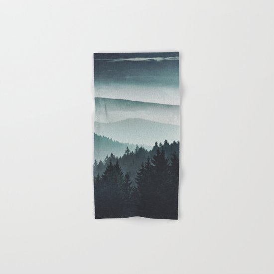 Mountain Light Hand & Bath Towel