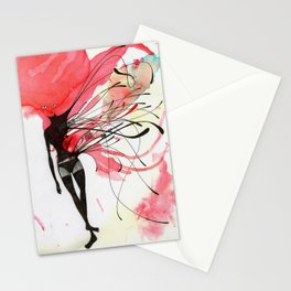LACK OF TOUCH Stationery Cards