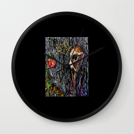 The King is Dead, Long Live The King I Wall Clock