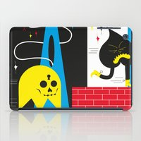 ghost iPad Cases featuring Ghost by Dr ponce