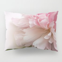 pink flower, the peony Pillow Sham