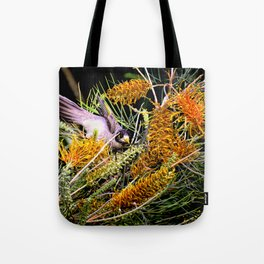 Dropping In For Lunch Tote Bag