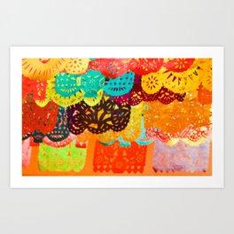Mexicana Art Print