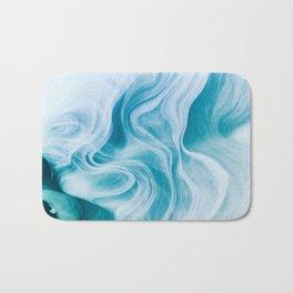 Marble sandstone - oceanic Bath Mat
