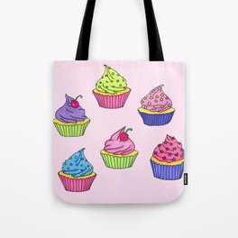 Cupcakes! (Sweets #1) Tote Bag