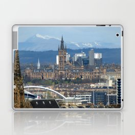 Glasgow University and Ben Lomond Laptop & iPad Skin