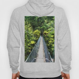 Is this your real path? The Bridge in Wild Rainforest Hoody