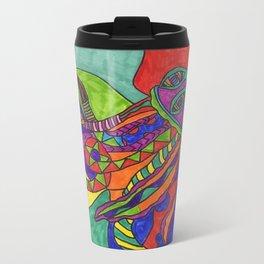 Jelly Fishin' Travel Mug
