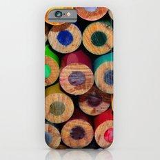 Colored Pencils Part II Slim Case iPhone 6s