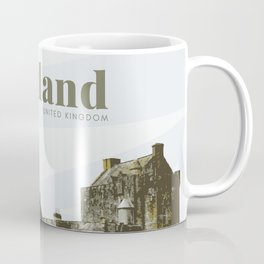 Eileen Donan Castle Scotland United Kingdom Coffee Mug