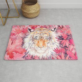Autumn Tiger Rug
