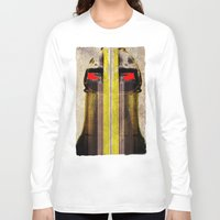 lichtenstein Long Sleeve T-shirts featuring BOT by lucborell