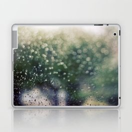 Summer Rain Laptop & iPad Skin