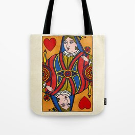 Queen of Pop Tote Bag