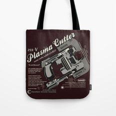 Dead Space - Plasma Cutter Tote Bag