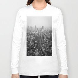Tokyo Suburb Long Sleeve T-shirt