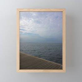 Farewell Framed Mini Art Print