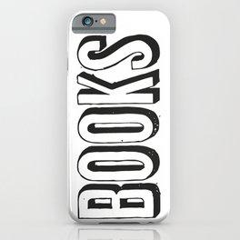 Books 2 iPhone Case