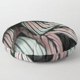 Calathea Whitestar Floor Pillow