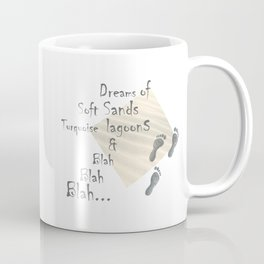 footstep products, printed products, footstep printable, quotes printed, print gifts, printeddreams Coffee Mug