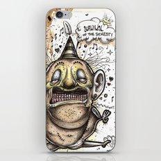 Survival iPhone & iPod Skin