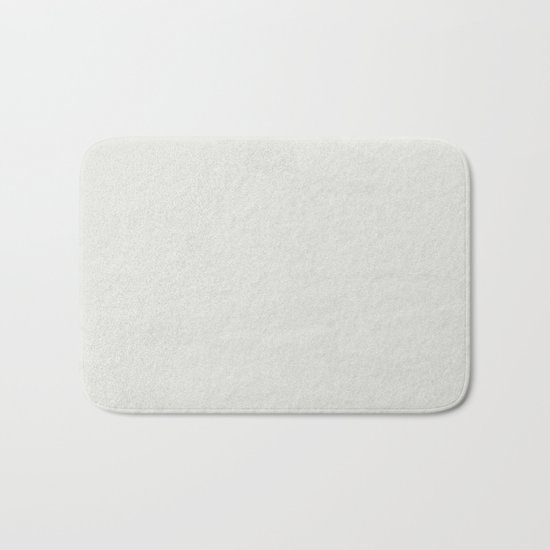 Simply Lunar Gray Bath Mat