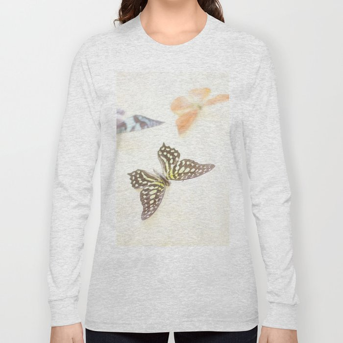 Butterflies  Long Sleeve T-shirt