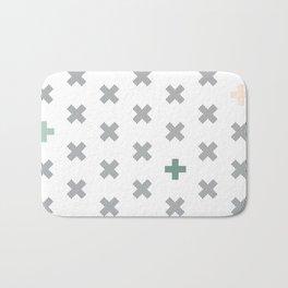 Criss Cross Bath Mat