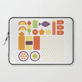 Happy Bento Laptop Sleeve