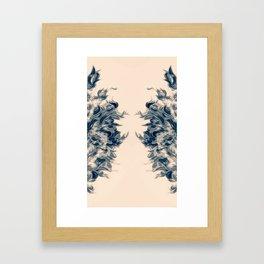 Soft Lines(S) Framed Art Print