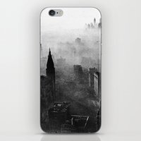 vampire weekend iPhone & iPod Skins featuring Hannah Hunt - Vampire Weekend by HUDSON DESIGNS