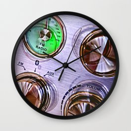 Musictime Wall Clock