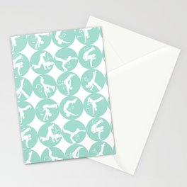 Capoeira Stationery Cards