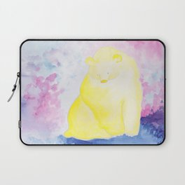 Wondering Bear Laptop Sleeve