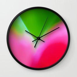 Colors of Spring 1 #abstract #society6 #decor #buyart Wall Clock